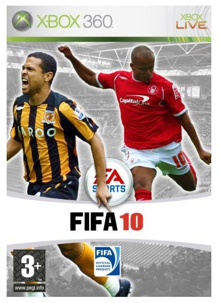 Electronic Arts FIFA 10 Xbox 360 Game