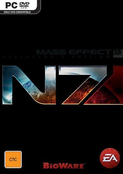 Electronic Arts Mass Effect 3 Collectors Edition PC Game