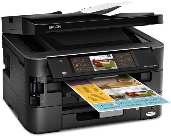 Epson Workforce 845 Inkjet Printer