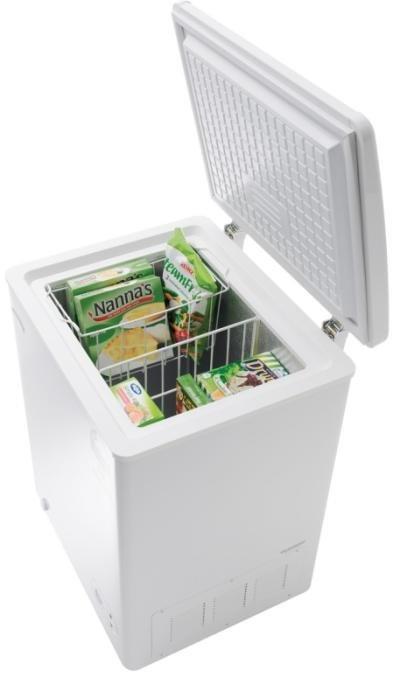 Heller CFH10 100L Freezer