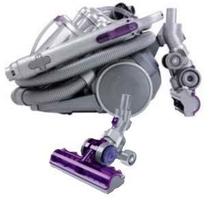 DYSON DC08TSS-TBN Vacuum
