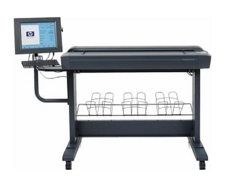 HP DesignJet CQ654A Scanner
