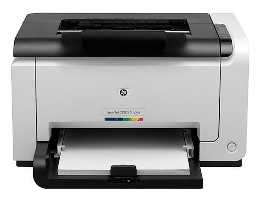 HP LaserJet Pro CP1025 Printer