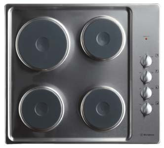 WESTINGHOUSE PHL255S Kitchen Cooktop