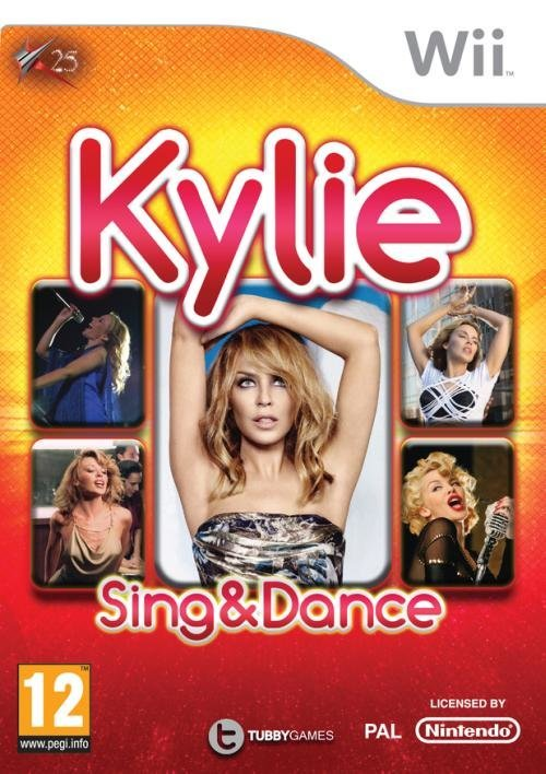 Koch Media Kylie Sing and Dance Nintendo Wii Game
