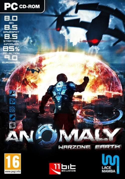 Lace Mamba Anomaly Warzone Earth PC Game