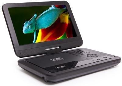 Lenoxx PDVD1000 Portable DVD Player