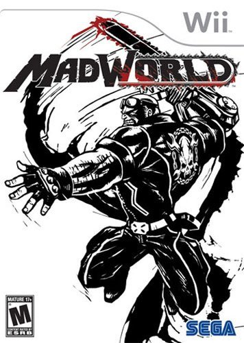 Sega Madworld Nintendo Wii Game