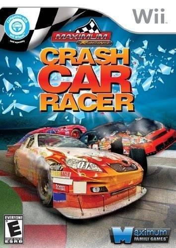 Maximum Family Games Maximum Racing Crash Car Racer Nintendo Wii Game