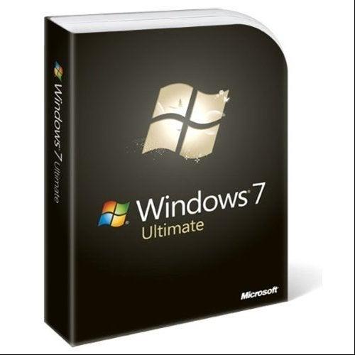 Microsoft Windows 7 Ultimate Full Version Operating System