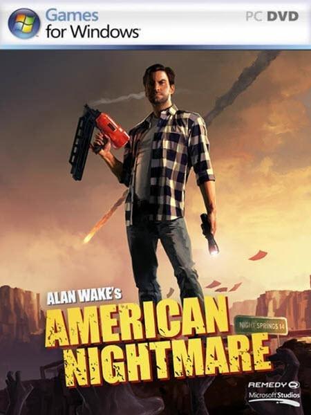 Microsoft Alan Wake American Nightmare PC Game