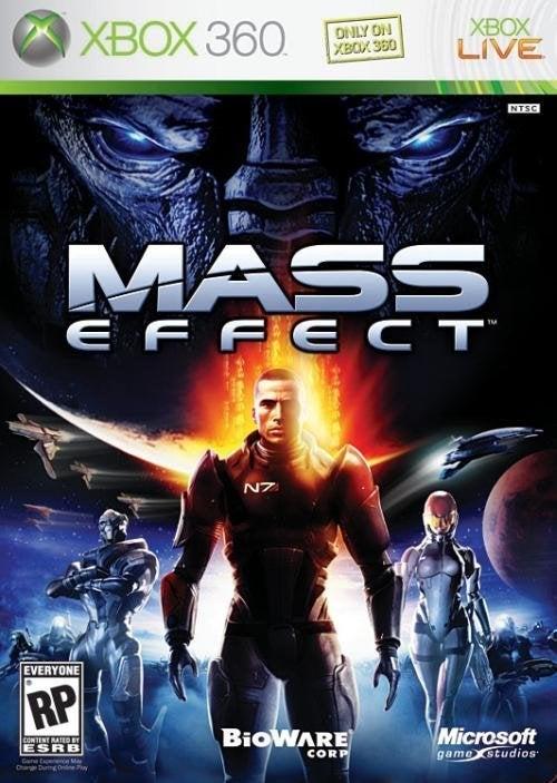 Microsoft Mass Effect Xbox 360 Game