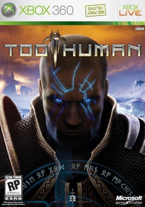 Microsoft Too Human Xbox 360 Game