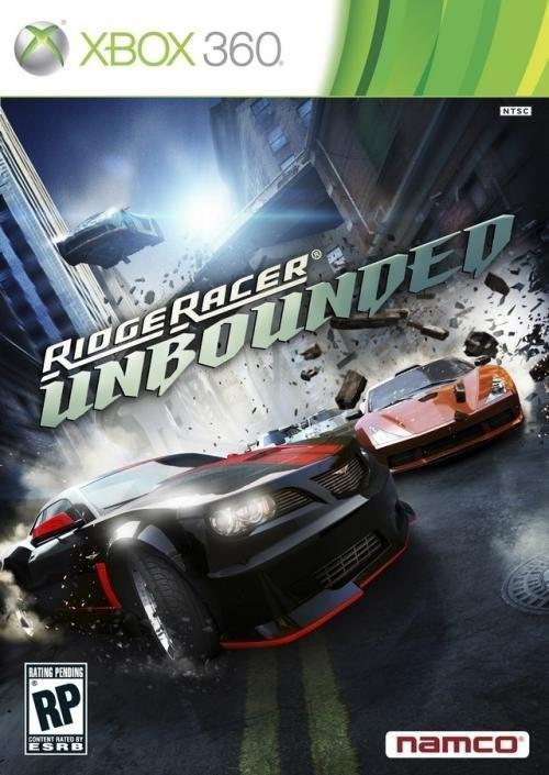 Namco Ridge Racer Unbounded Xbox 360 Game