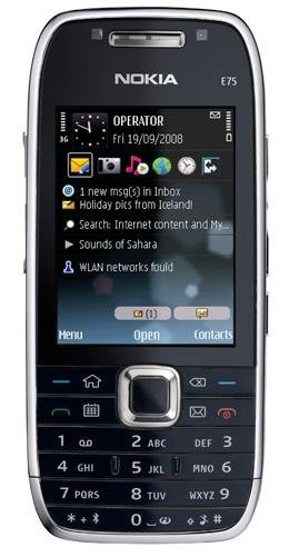 Nokia E75 Mobile Phone