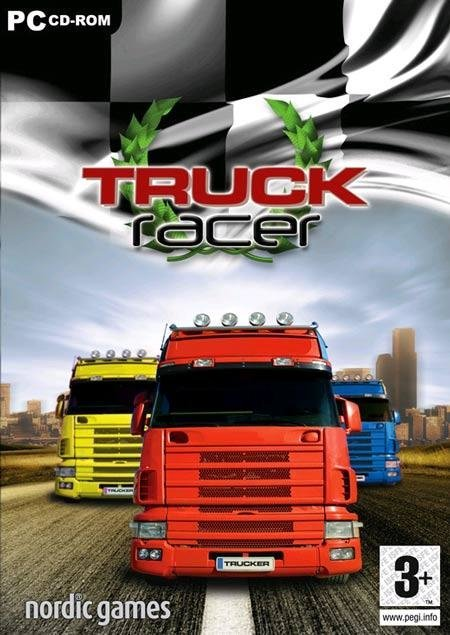 Nordic Games Truck Racer PC Game