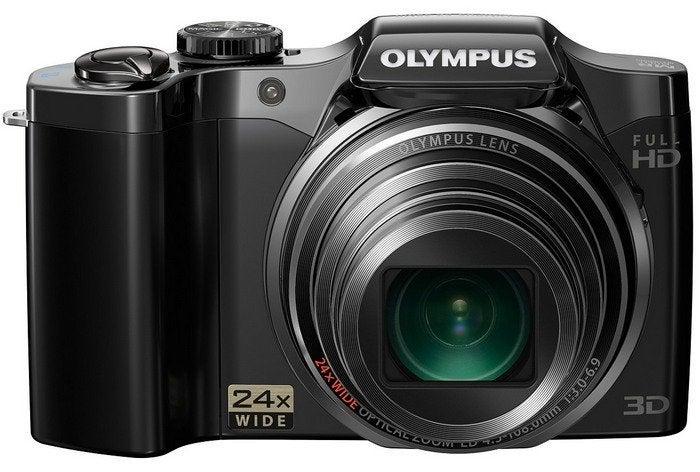 Olympus SZ-31MR Digital Camera