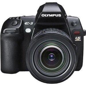 Olympus Evolt E3 Digital Camera