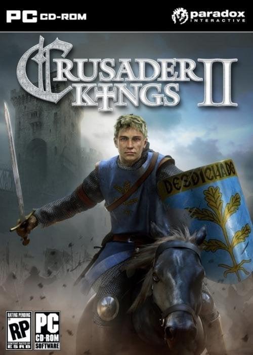 Paradox Crusader Kings 2 PC Game