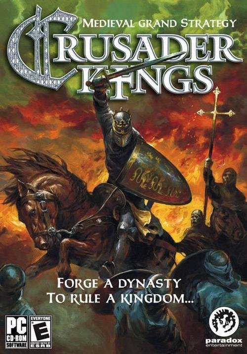 Paradox Crusader Kings PC Game