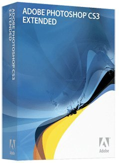 Adobe Photoshop CS3 Extended WIN FPP Graphics Software