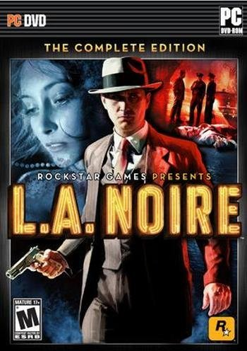 Rockstar L.A. Noire The Complete Edition PC Game