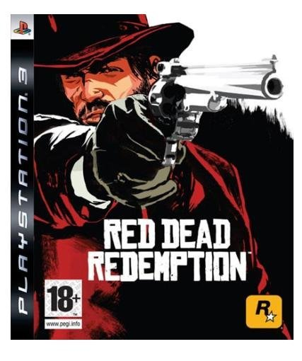 Rockstar Red Dead Redemption PS3 Playstation 3 Game