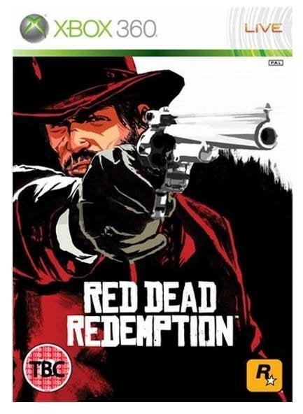 Rockstar Red Dead Redemption Xbox 360 Game