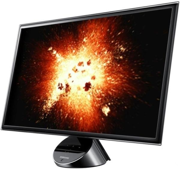 Samsung S23A750D 23inch 3D Monitor