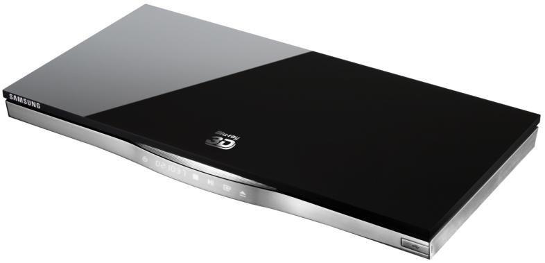 Samsung BD-D6500A 3D Blu Ray Player