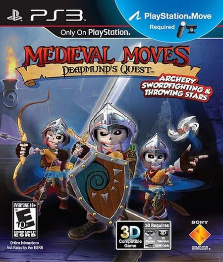SCE Medieval Moves PS3 Playstation 3 Game