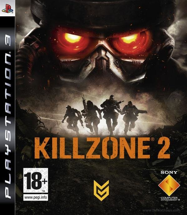 SCE Killzone 2 PS3 Playstation 3 Game