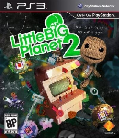 SCE Little Big Planet 2 PS3 Playstation 3 Game