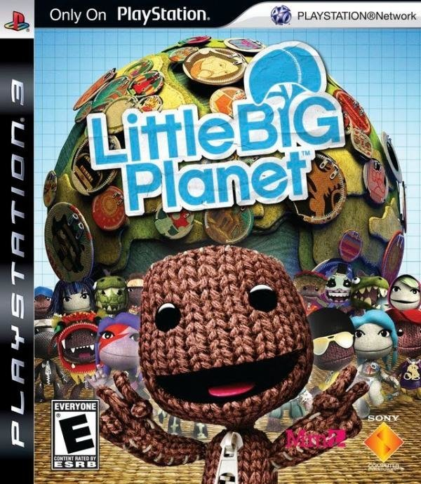 SCE Little Big Planet PS3 Playstation 3 Game