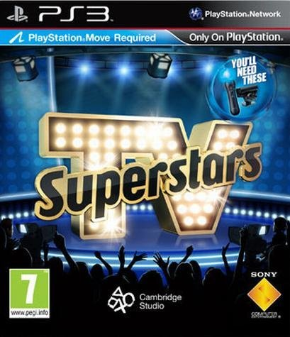 SCE TV Superstars PS3 Playstation 3 Game
