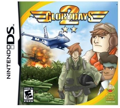 Secret Stash Games Glory Days 2 Nintendo DS Game