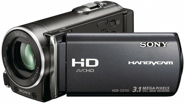 Sony Handycam HDR-CX110 Camcorder