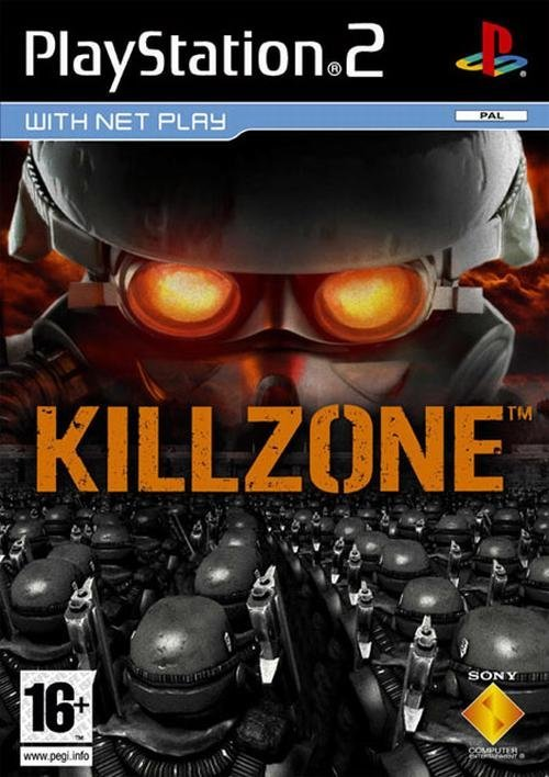 Sony Killzone PS2 Playstation 2 Game