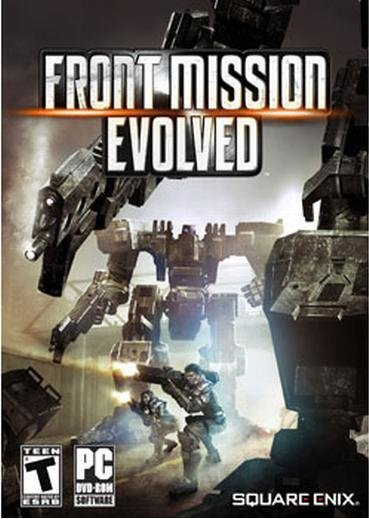 Square Enix Front Mission Evolved PC Game
