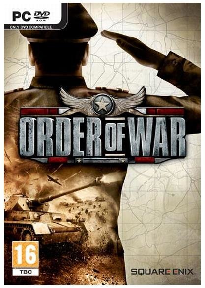 Square Enix Order Of War PC Game