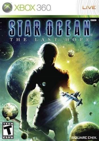Square Enix Star Ocean The Last Hope Xbox 360 Game