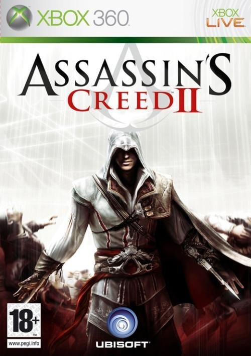 Ubisoft Assassins Creed 2 Xbox 360 Game