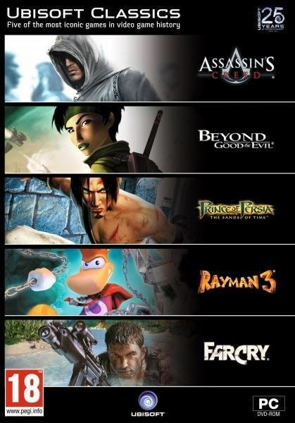 Ubisoft Classics PC Game