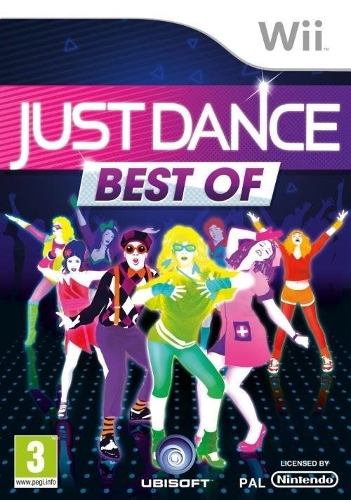 Ubisoft Just Dance Best Of Nintendo Wii Game