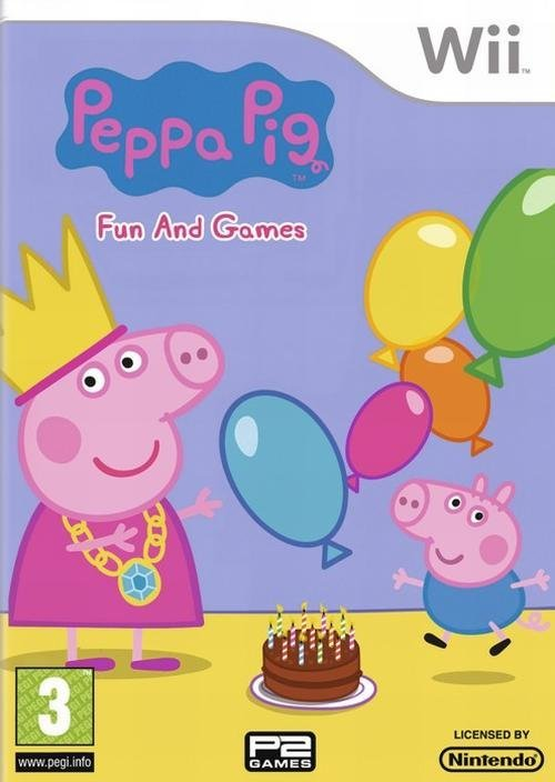 Best Ubisoft Peppa Pig Fun And Games Prices In Australia Getprice