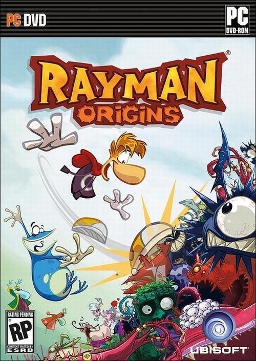 Ubisoft Rayman Origins PC Game