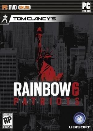 Ubisoft Tom Clancys Rainbow 6 Patriots PC Game