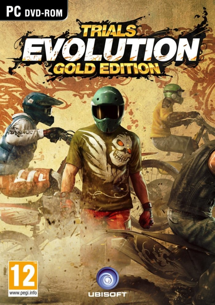 Ubisoft Trials Evolution Gold Edition PC Game
