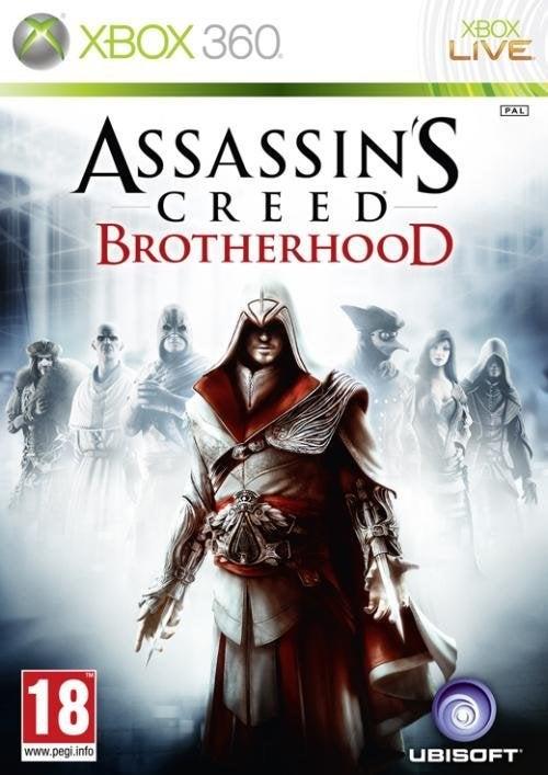 Ubisoft Assassins Creed Brotherhood Xbox 360 Game