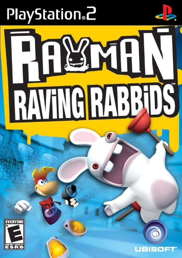Image of: Gameplay Overview Walmart Bobrand Rayman Raving Rabbids